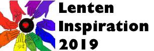 2019 Lenten Inspiration logo