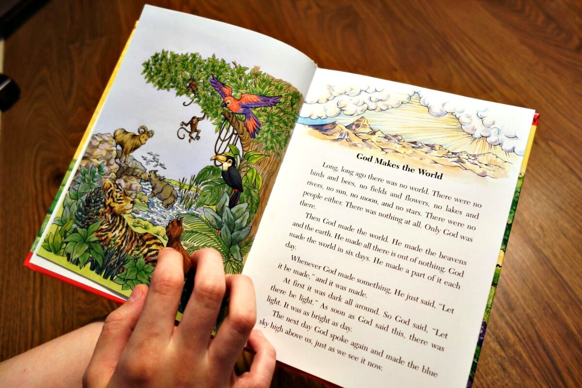 Bible Storybooks for Kenya and Tanzania