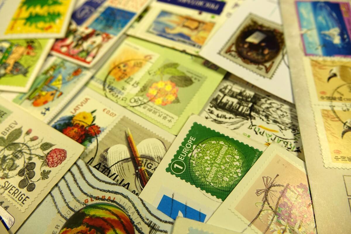 Коллекционирование открытки марки, мышки прикольные забавные